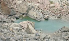 Le Lac Des 9 Couleurs Et Le Marbre De Guillestre