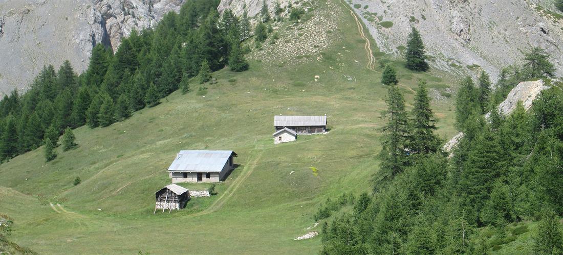 Chalets d'alpage